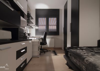 Dormitorio juvenil Flos & Bec