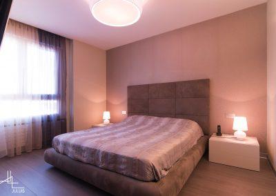 Dormitorio matrimonial Rimadesio & FontanaArte