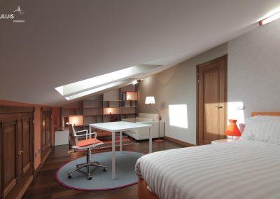 Dormitorio juvenil Campeggi & Gandía Blasco