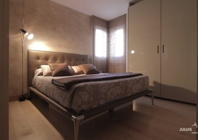 Dormitorio matrimonial Cassina & Flou
