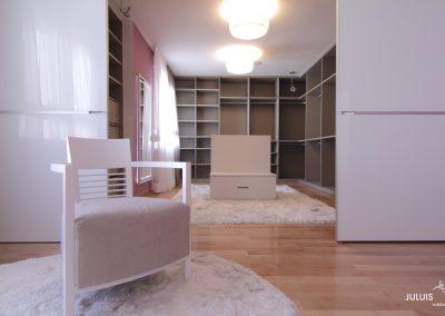 Dormitorio matrimonial Rimadesio & Baumann