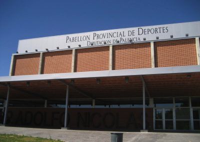 Pabellón Provincial de Deportes