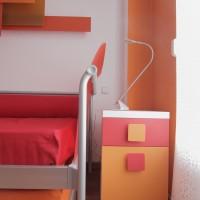 Dormitorio juvenil Flou & Punt Mobles
