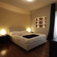 Dormitorio matrimonial Flou & Rimadesio