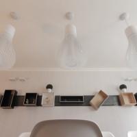 Salón comedor Vitra & De Padova
